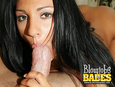 Persia DeCarlo Puts Her Mouth To Use